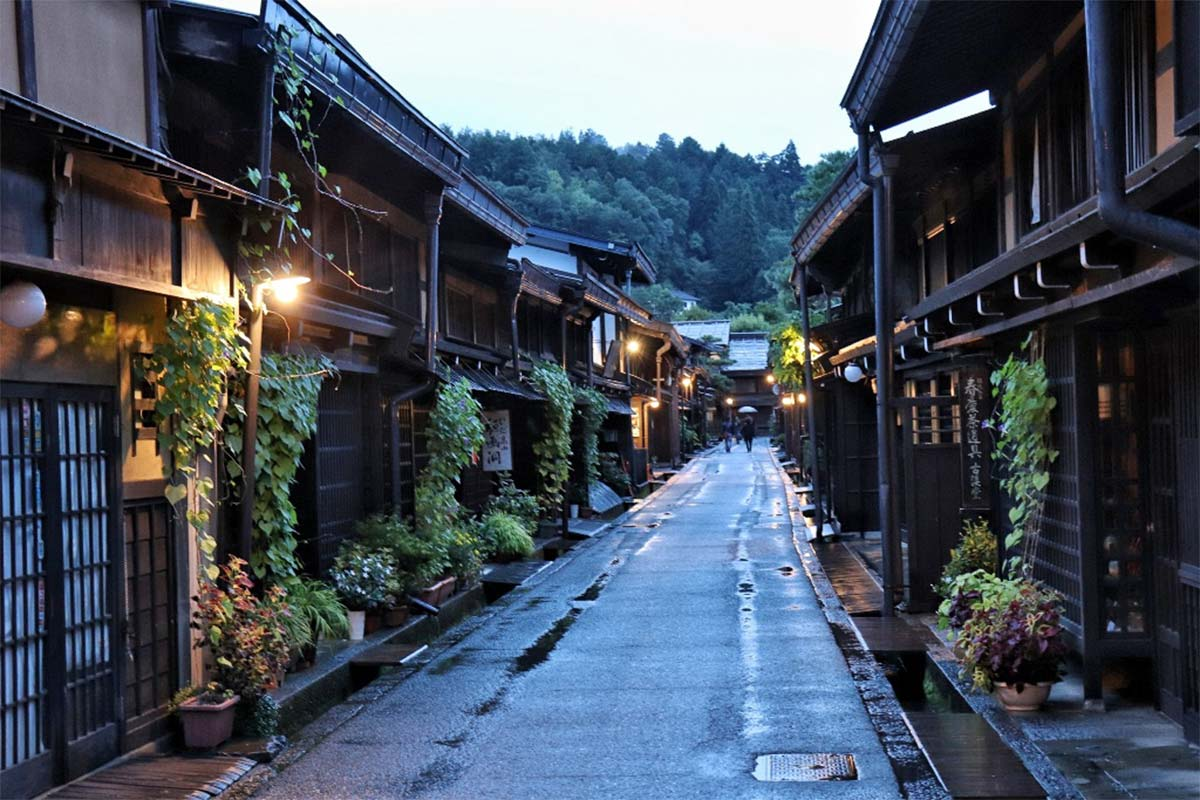 The Old Quarter of Takayama
